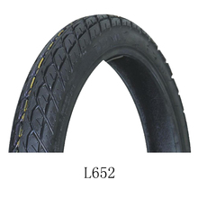 Motorcycle scooter tubeless tire 2.75-17