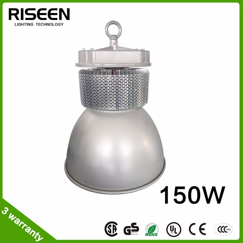 Modern industrial lighting high bay lights led 150w warehouse light shades