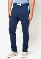 fashion brand men's heavy weight fabric fleece sporting sweatpants,men's jogging cotton trouser for winter
