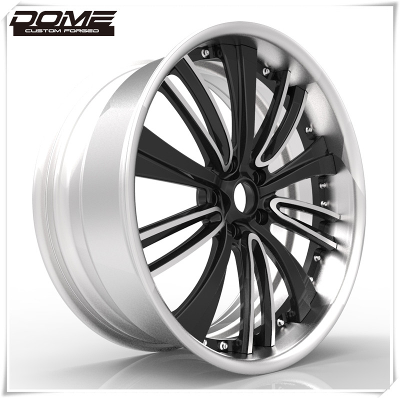 "Custom Forged car alloy wheel rims 20"" wheels 5x114.3"