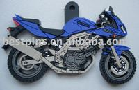 3d motorcycle soft pvc key chain withmotorcycle logo,3d soft pvc key ring,3d soft pvc key holder