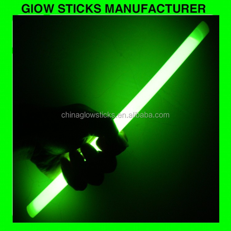 12 inch chinese glow stick, lighting sticks for concert, party, emergency lighting