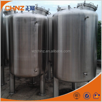 High quality food grad storage tank for beverage/juice