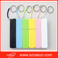 mobile phones accessories private label for xmas gift for perfume power bank 2600mah