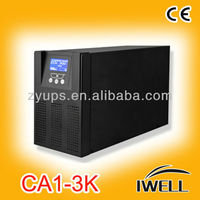 UPS without Battery Pure Sine Wave UPS 800W 1KVA online UPS 220V 50hz