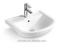 cabinet mounting new model wash basin