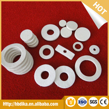 Non woven interface gasket for vibration damping