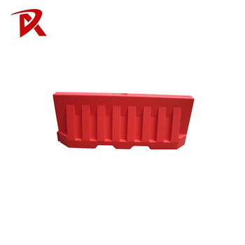 Useful water filled road safety barrier expandable safety barrier