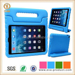 Children Safe Shock Absorbing EVA Hard Case for iPad air 2 With Stand