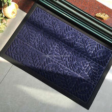 Luxury Patterned Embossed PP Kichen Mat for Mohawk Natco