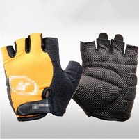 Half finger outdoor cycling gloves