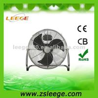 floor standing industrial fan/high velocity floor fan