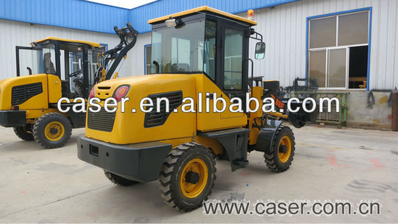0.8T Wheel Loader ZL08F