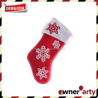Christmas Gift Factory Price Patterned Stocking