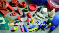 Custom Molded Silicone Rubber Fitting