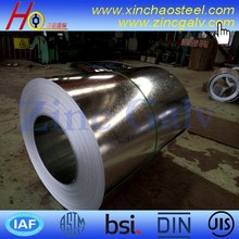 Supply high end yield strength galvanized steel