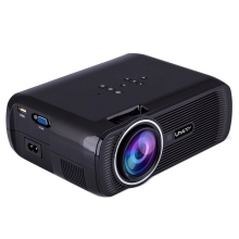 Newest U80 Portable Home Theater 1080P LED HD Mini Digital Projector, Support HDMI, VGA, USB