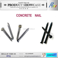 concrete steel nail produced from the best making machine