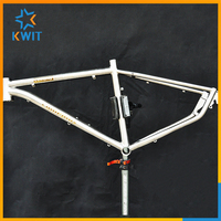 titanium mountain road bike frame /titanium bicycle frame