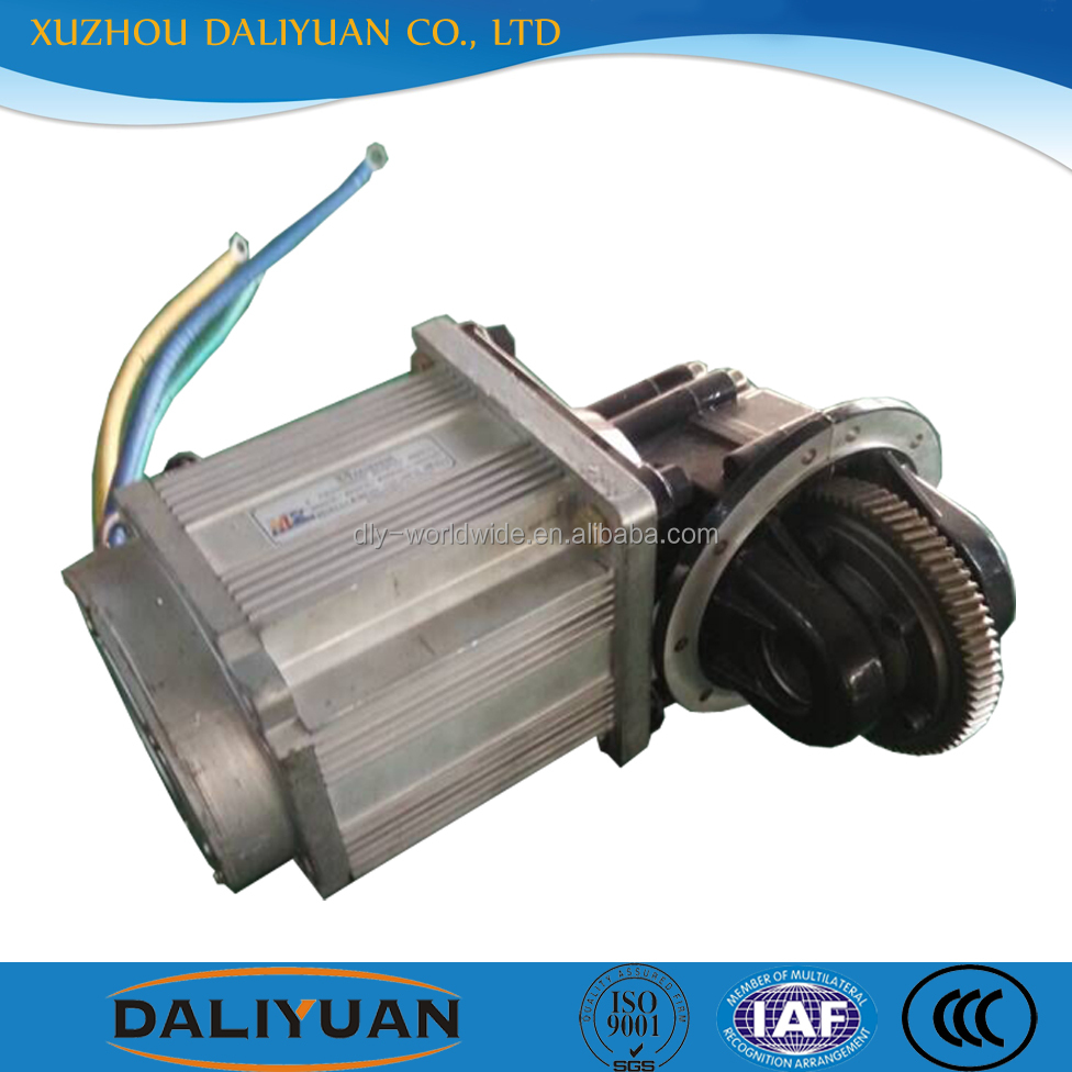 60v 4000w brushless dc motor emp brushless motor