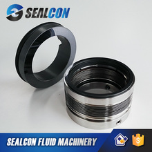 metal bellows shaft seal john crane 680 mechanical seal for water pump
