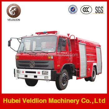 Good quality mini fire trucks/ 4X2 fire fighting truck manufacturer (Capacity: 4000L water, 2000L foam)