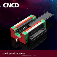 low price linear guide rail cnc linear rail block