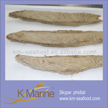 China Seafood Supplier 1.8kg Raw Cooked Skipjack Tuna Loin