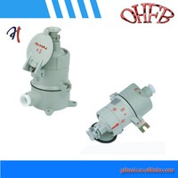 Electrical explosion-proof plug and socket with high quality