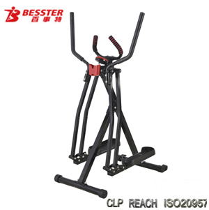BESSTER JS-028 New & Perfect Design Twister Ab Glide air walker Gym Machine gym equipment home body equipment with BSCI