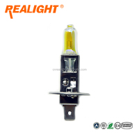 high power H1 12V 100W power gold xenon halogen bulb extra light fog light