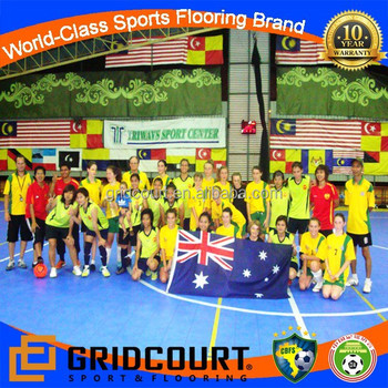 indoor futsal court