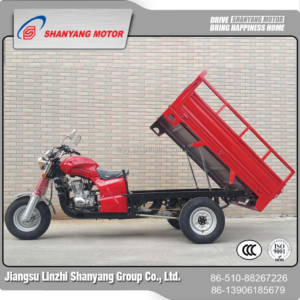 Popular Amazing Motorized Tricycle In India Cargo sanitation tricycle for garbage