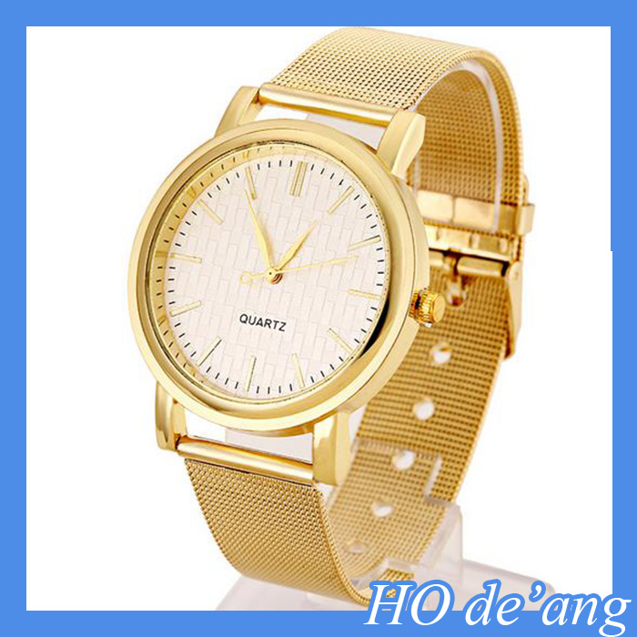 wholesale lady fashion watches/newest wrist watch/stainless steel watch