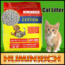 Huminrich Cat Sand Whoesale Cat Litter For Bulk Cat Litter Packing