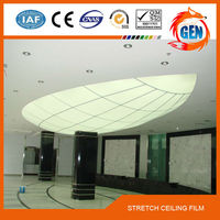 up to 5.0 meters width waterproof false ceiling materials for interior ceiling and wall decoration