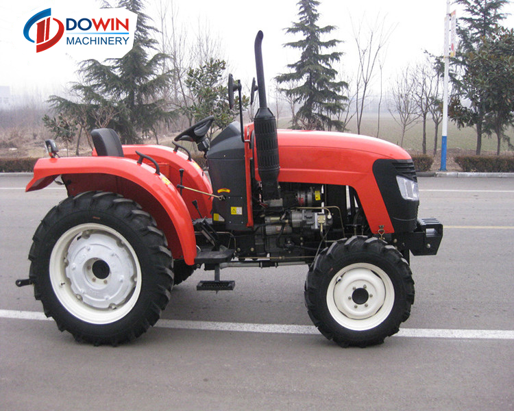 Japanese quality 25HP 4WD mini creeper agricultural tractor