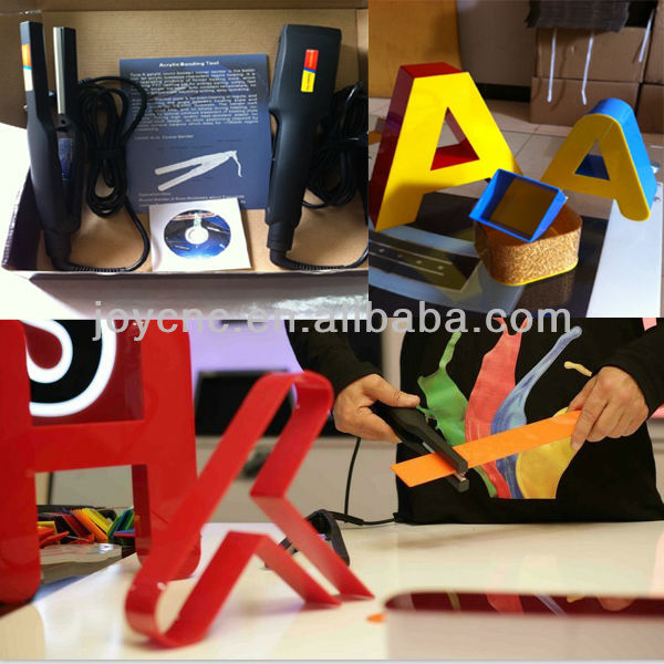 acrylic heating tool for sign letters for sale