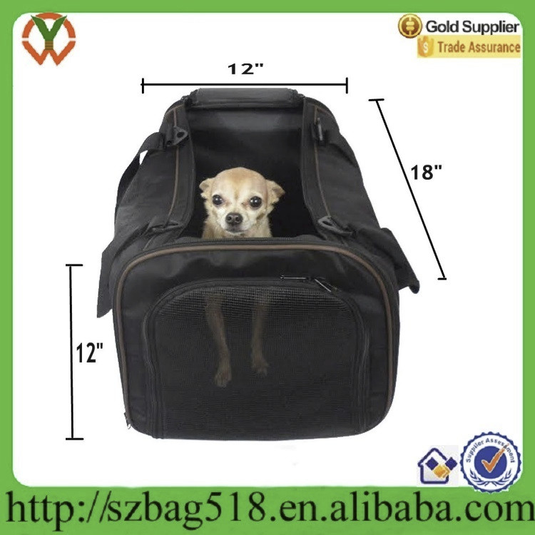 Sleepy pod Air In-Cabin Dog Carrier polyester pet bag