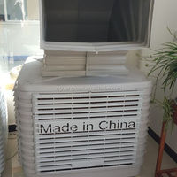 Industrial Evaporative Air Cooler Wall Window