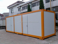 Beautiful prefabricated house with factory price