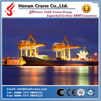 50T STS/QC ship to shore quayside container crane safty used for container yard and port