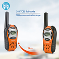 5 km Long Talking Range Radio Two Way Walkies Talkie(with accessories)