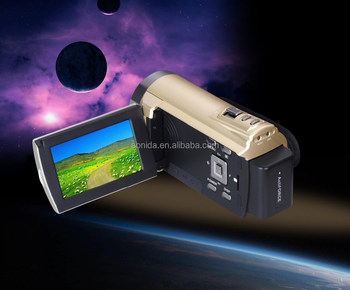 "Digital video camcorder camera HD 1080P 20MP DVR 3.0"" TFT LCD Screen 16X Zoom with WIFI HDV-5052STR"
