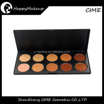 wholesale 10 Colors private label contour kit