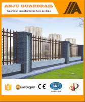 DK002 China factory wholesale prefabricated fence gate for house/courtyard/villa