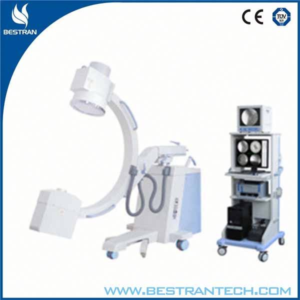 China BT-PLX112 Hospital High Frequency Mobile Digital C-arm System, c arm image intensifier