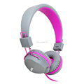 Colorful Wired Music Headphone with gift box