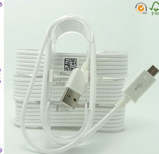 Wholesale for samsung chargering cable original for samsung data cable for samsung s4 usb cable