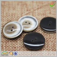 16 years Chinese top 10 brands 2 holes round craft buttons